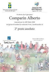 COMPARIN-ALBERTO-001 - attestato